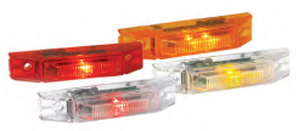 Truck-lite 35 series narrow LED lamps