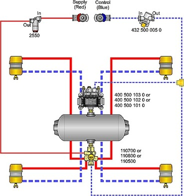 2965721?369 trailer abs st louis truck driveshafts, suspensions, brakes 314 meritor abs wiring diagram at crackthecode.co