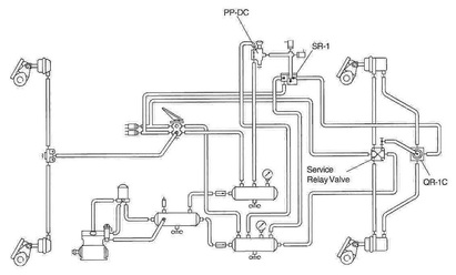 Peterbilt 379 Ecm Fuse Location on wiring diagram for starter on freightliner