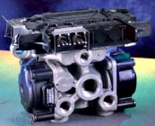 ECU and Valve can be serviced separately